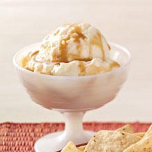 Caramel Yogurt Sundaes Recipe
