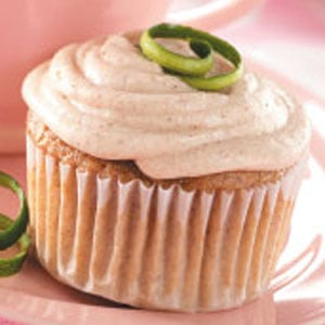 Raisin-Zucchini Spice Cupcakes Recipe