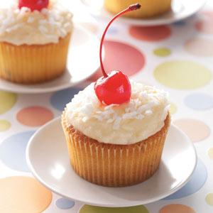 Ambrosia Cupcakes Recipe