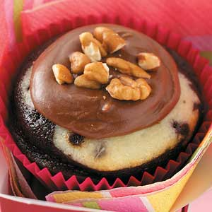 Chocolate Cream Cheese Cupcakes Recipe