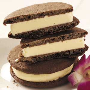 Best Ice Cream Sandwiches Recipe