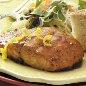 Double K Grilled Salmon