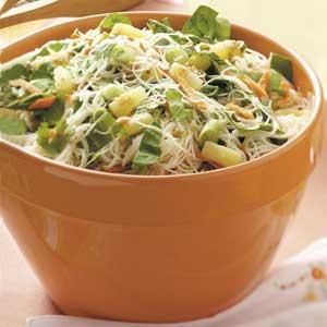 Rice Noodle Salad Recipe