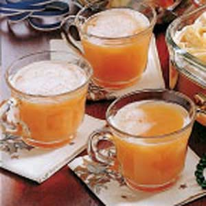 New Year's Punch Recipe
