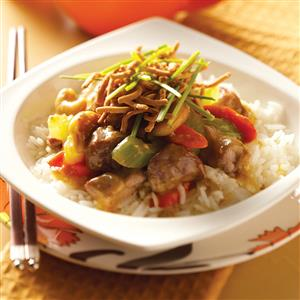 Asian Pork Recipe