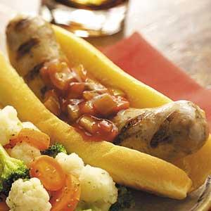Barbecue Italian Sausages Recipe