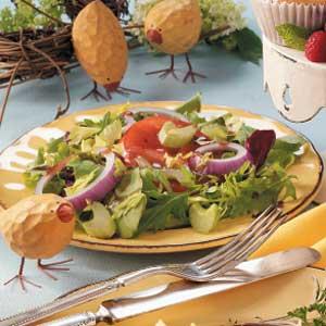 Red Onion and Tomato Salad Recipe