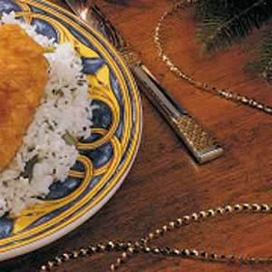Herbed Rice Recipe