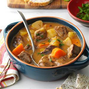 Ravin' Good Stew Recipe