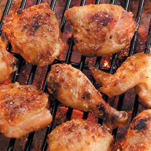 Exotic Grilled Chicken Recipe