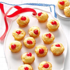 Pineapple Upside-Down Muffins Recipe