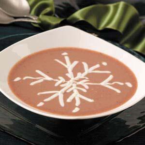 Cold Plum Soup Recipe