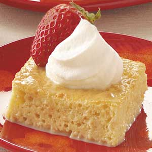 Tres Leches Cake Recipe Taste of Home
