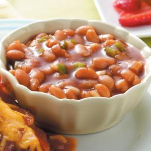 In-a-Flash Beans Recipe