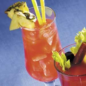 Tropical Fruit Punch Recipe