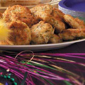 Seafood Cakes Recipe