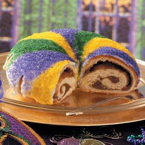 Traditional King Cake Recipe Cream Cheese