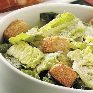 Tangy Caesar Salad Recipe