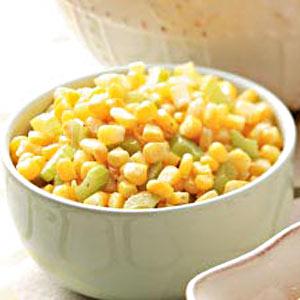 Corn 'n' Celery Saute Recipe
