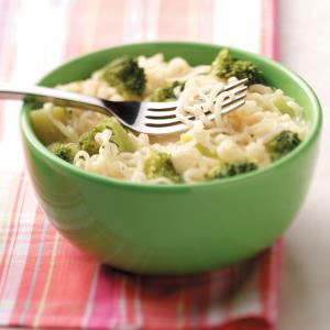 Ramen Broccoli Soup Recipe