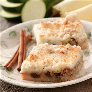 Mock Apple Pie Squares Recipe