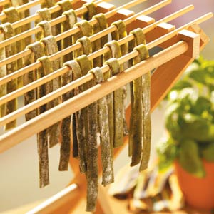 Basil Noodles Recipe