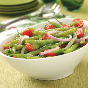 Dijon Green Beans Recipe