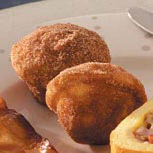Cinnamon-Sugar Mini Muffins Recipe