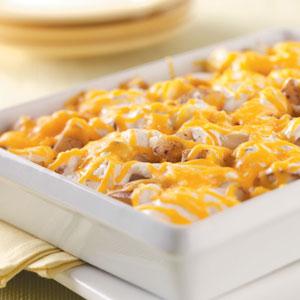 Ranch Potato Cubes Recipe