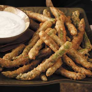 Fried Asparagus Recipe