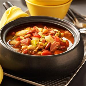 Emily's Bean Soup Recipe
