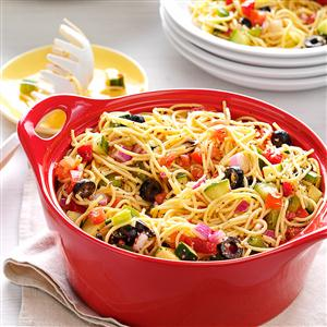 California Pasta Salad Recipe