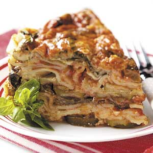 Slow Cooker Veggie Lasagna Recipe