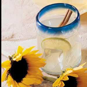 Spiced Lemonade Recipe