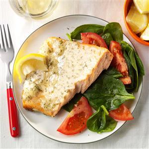 Mesquite Salmon Recipe