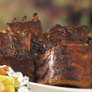 Tender Baby Back Ribs Recipe