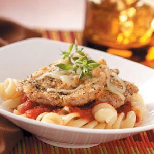 Pork Parmigiana Recipe