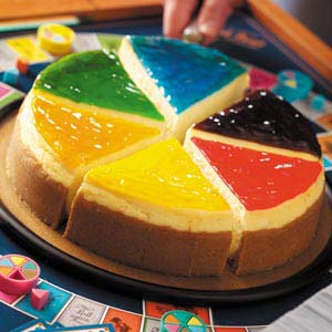 Trivial Pursuit Cheesecake Recipe