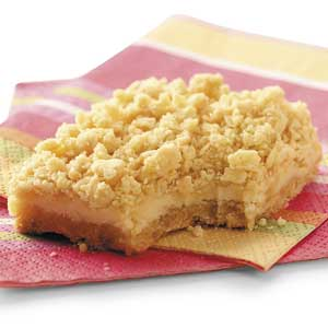 Lemon Crumb Bars Recipe