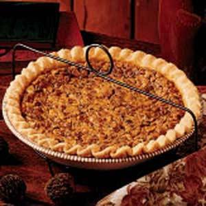 Basic Black Walnut Pie Recipe