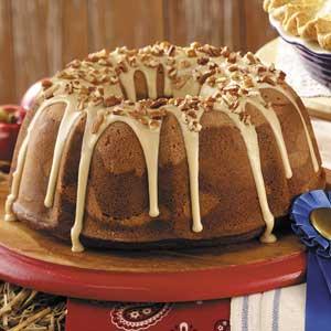 Butterscotch Swirl Cake Recipe