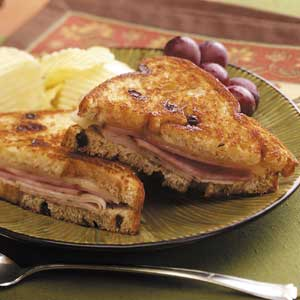 Toasted Sandwich with a Twist Recipe
