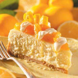 Lemon Mascarpone Cheesecake Recipe