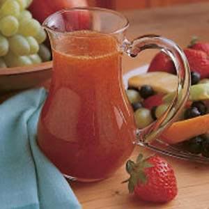 Honey Fruit Dressing Recipe