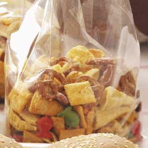 Smackin' Good Snack Mix Recipe