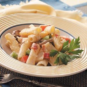 Creamy Pepperoni Ziti Recipe