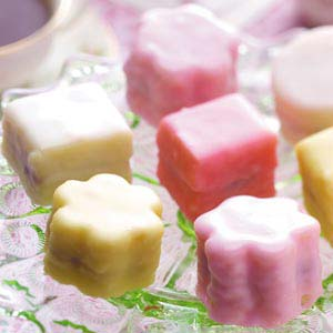 Almond Petits Fours Recipe
