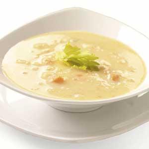 Healthy Carrot-Parsnip Soup Recipe