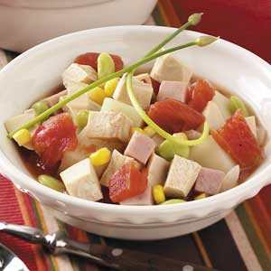 Brunswick Stew for Three Recipe
