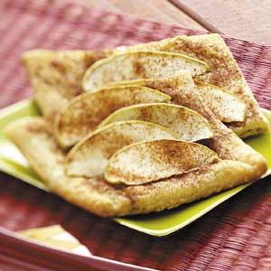 Cinnamon Apple Tartlets Recipe
